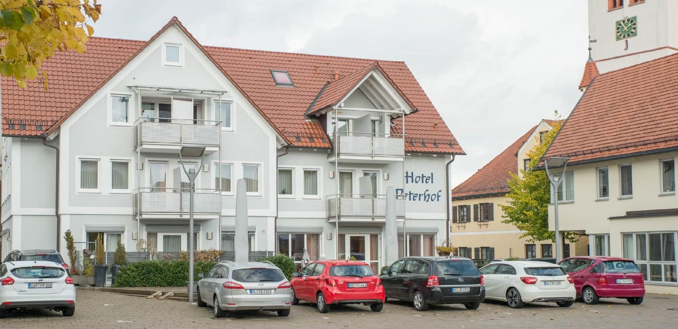 Hotel Garni Peterhof